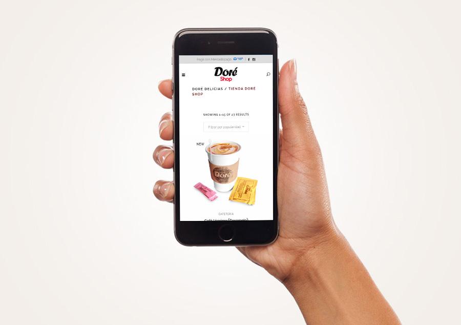 Tienda Online – Doré Delicias