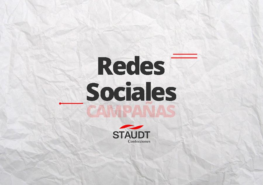 Redes Sociales – Staudt Confecciones