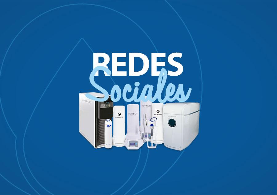 Redes Sociales – Hidrolit